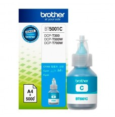 Refil de Tinta Brother BT 5001 C Ciano
